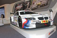 BMW M3 DTM (ronaldligtenberg) Tags: auto show car sport racetrack racecar speed essen track racing bmw motor m3 dtm circuit motorsport 2012 essenmotorshow autosport carracing