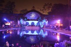 December Nights (Anna Sunny Day) Tags: christmas sandiego celebration balboapark lilypond decembernights christmasontheprado