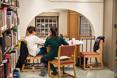Studying for Exams in the ZSR Library (WFU News Center) Tags: people students engagement student diverse library diversity study multicultural atrium engaged studying academic challenging facilities zsmithreynoldslibrary zsr zsrlibrary