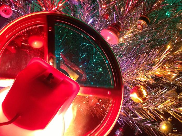 107 Vintage Christmas Tree Color Wheel All About Christmas