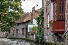Bruges Canal Cruise (John R Chandler) Tags: river canal belgium bruges canalcruise riverdijver
