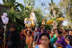 DSC03003 (Peripatete) Tags: bali music color nature children death dance ceremony funeral priest spirituality ubud cremation reincarnation ngaben elderlywoman