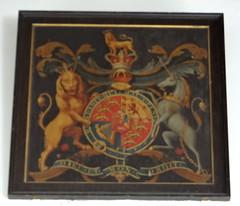 Long Marston, Warwickshire (Sheepdog Rex) Tags: royalarms stjameschurch longmarston