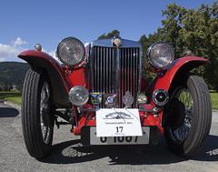 MG T-type - IMG_9511-e (Per Sistens) Tags: cars thamslpet thamslpet13 orkladal veteranbil veteran mg
