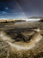 Angourie Squall (Duncan Fawkes) Tags: australia greenpoint newsouthwales angourie sea seascape storm waves