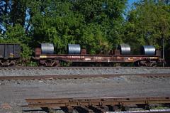 berea 056 (Fan-T) Tags: berea conrail cr coil car gondola ohio 609414 gp72