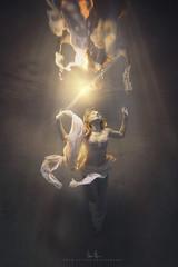 Desirae Submersion (wesome) Tags: adamattoun underwaterportrait