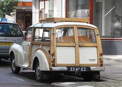 1968 Morris Minor Traveller 1000 (rvandermaar) Tags: 1968 morris minor traveller 1000 morrisminor sidecode2 3348ez morrisminortraveller rvdm