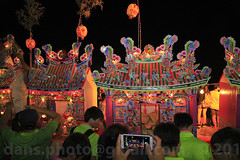Keelung Mid-Summer Ghost Festival 2016  (*dans) Tags: keelung taiwan       keelungmidsummerghostfestival ghostfestival     jhongyuanghostfestival wanghailane waterlanterns