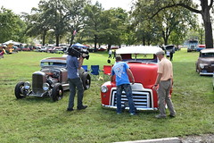 2016-09-17 11.11.29 (neals49) Tags: car show ottawa kansas forest park ol marais river run gmc coe gentry franklin county otrg coupe hemi ayres my classic with dennis gage