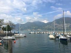 (Paolo Cozzarizza) Tags: italia lombardia brescia iseo acqua lago lungolago panorama cielo imbarcazione porto
