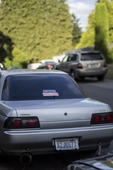 R32 gtst (Michael Dees) Tags: cars nissan r32 bmw s13 s14 e30 euro jdm imports dirt nasty low
