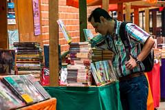De La Bastilla a Calibo, nuestra feria del libro (Museo de Antioquia) Tags: roja labastilla centro medelln museodeantioquia literatura libros