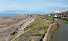 North from Bispham (Neil Pulling) Tags: bispham blackpool irishsea seaside seasideresort coast england uk lancashire norbreck