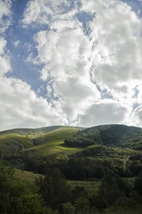 DSC_3096 (Noemi Adrigeri Photography) Tags: nature lake hills mountains landscape mountainside photography