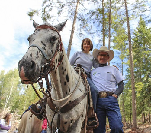 Introducing your hosts at Western Pleasure Guest Ranch, Roley and Janice Schoonover. Roley and Janice own and operate the guest ranch on the same family land that Janice's grandpa purchased in 1940.   @westernpleasureguestranch  #wpguestranch #duderanch #