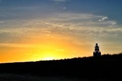 Goedemorgen (Omroep Zeeland) Tags: zonsopkomst westkapelle panoramaweg boei lovezeelamd omroepzeeland