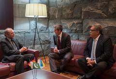 Fernando Clavijo recibe al embajador de Pakistn en Espaa (Presidencia del Gobierno. Gobierno de Canarias) Tags: canarias gobierno pakistn embajador clavijo