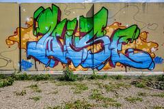 Graff by Wise ! (Stphane LANDMANN) Tags: wise wiseoner street graff graffiti graffeur artiste art streetart peintre peinture extrieur downtowngraffiti spray surraliste