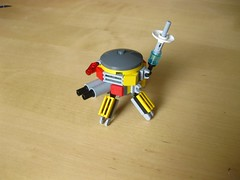 MDF (Starflower.6) Tags: mfz mobile frame zero lego mech game