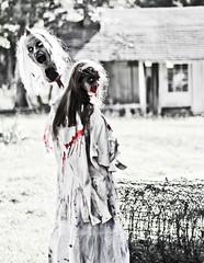 Zombie Run 2016 (Hooker771) Tags: zombie run walking dead halloween blood spike pike haunted splatter