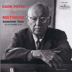 Beethoven Hammerklavier Sonata - Petri Westminster Legacy CD (sacqueboutier) Tags: classical classicalmusic cd westminster lp lps lplover lpcollection lpcover lpcollector lpcoverart reissue records record