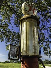 16 cents (keith_shuley) Tags: texaco gas gasoline pumps gasolinepump burton texas olympusomdem1