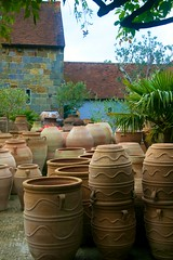 Pots & Pithoi, West Sussex (beareye2010) Tags: pots pithoi potsandpithoi turnershill westsussex sussex terracottapots antiqueurns cretanpots crete