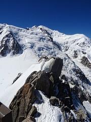 Mont-Blanc (Manon Ridet) Tags: montblanc rhônealpes hautesavoie france montagne nature sommet alpinisme ciel neige chamonix aiguilledumidi