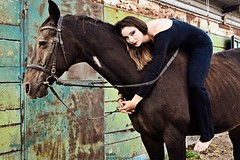 (deStijldelArte) Tags: kavala  photography horse portrait stable macedoniagreece makedonia timeless macedonian