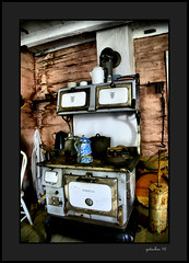 Kitchen Hanka Homestead (the Gallopping Geezer 3.8 million + views....) Tags: building structure historic old museum display park hankshomestead rural country countryside mi michigan upperpeninsula farm home dwelling house interior canon 5d3 tamron 28300 geezer 2016 restored preserved