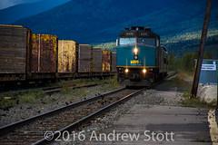 Our Ride (awstott) Tags: emd 6420 train via locomotive britishcolumbia mcbride f40ph2 skeena