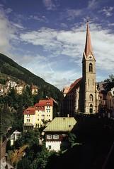 cheesy alpine morning (pierredelafontaine63) Tags: velvia fujivelvia100 velvia100 slides landscape alpine minolta x700 austria