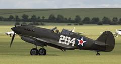 Warhawk 5 20120701 (Steve TB) Tags: iwm duxford flyinglegends 2012 canon eos5dmarkii curtiss p40 warhawk