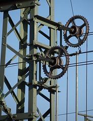 Oberleitung (EdgarJa) Tags: bahn sbahn vaihingen oberleitung railroad overhead wiring