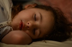 Dreaming (ilrumoredelvento) Tags: home baby girl asleep dreaming dream child love indoor