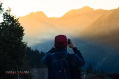 Alba a Macugnaga (Andrea Serafini) Tags: mountain montagna macugnaga lago fate chiesa alba dawn lake fresh water alpi alps