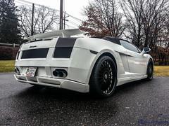 Lamborghini Gallardo Spyder (R6PhgRPh) Tags: white car boston massachusetts fast spyder exotic wayland lamborghini chambers herb bentley gallardo worldcars