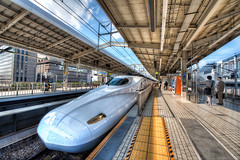 Bullet Trains, Japan
