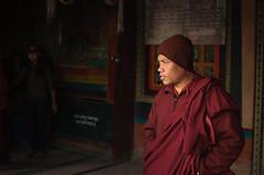 2012NPLD9-327 (Mohd Shukur Jahar) Tags: travel nepal god buddha stupa buddhist religion praying wheels monk monastery believe tibetan kathmandu boudhanath pilgrimage bodhanath tibetanpilgrim dpswindow