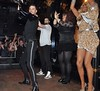X Factor's Rylan Clark perfoming live at Dublin's premiere gay bar, The George Featuring: Rylan Clark.Where: Dublin, Ireland When: 13 Dec 2012 WENN.com