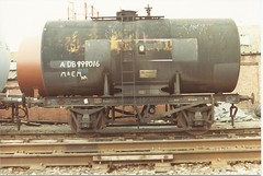 Tank wagon (James DEMU) Tags: train wagon tank wagons tmd toton wagonshops