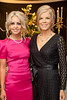 Maxine Spellman and Marietta Doran pictured at An Evening of Timeless Elegance at Hotel Meyrick. Photo Martina Regan