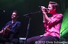 Ryan Beatty @ 98.7 fm AMP Radio Presents The Kringle Jingle, The Fillmore, Detroit, MI - 12-16-12