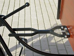 workcycles-bakfiets-fork (@WorkCycles) Tags: classic dutch tricycle details fixedgear oldfashioned heavyduty bakfiets bakfietsen workcycles cargotrike