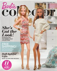 Barbie Collector Spring Preview 2013 catalog (atrikaa) Tags: barbiedoll modelmuse modelmusedoll barbiecollectorcatalog thebarbielookcollection cityshopperbarbiedoll