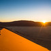 """Sunset at Dune 45 Sossusvlei Namibia • <a style=""""font-size:0.8em;"""" href=""""https://www.flickr.com/photos/21540187@N07/8292722238/"""" target=""""_blank"""">View on Flickr</a>"""
