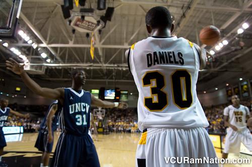 VCU vs. UNCW