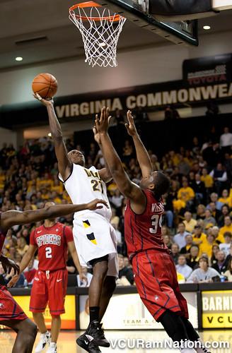 VCU vs. Richmond