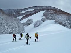 Scialpinismo Sibillini - Monte Lieto